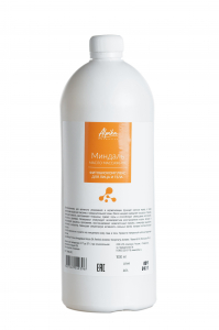 Альпика | Масло массажное фитобиокомплекс для лица и тела Миндаль, 1000мл